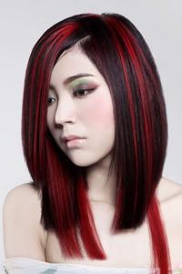 韩国女士发型