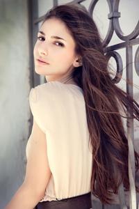 欧美清纯少女纯洁美色楚楚动人