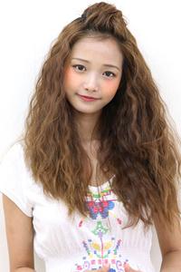 女生刘海发型