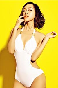 魅惑性感女神美胸细腰令人窒息