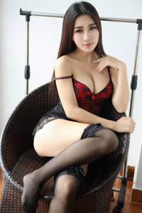 绝色黑丝美女美乳长腿勾魂妖娆气质写真