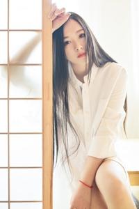 白衬衫清纯美女气质诱惑日系私房写真