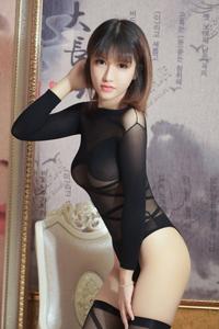 [秀人网]性感黑丝妹妹K8傲娇萌萌白嫩美臀丰腴诱惑