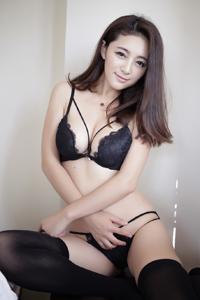 [秀人·波萝社]内衣美女kbora韩国人体艺术透视诱惑