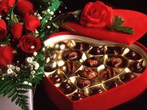 五颜六色浪漫玫瑰花的壁纸桌面