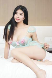 [秀人·波萝社]性感女神娜露selena波霸身材太惹火