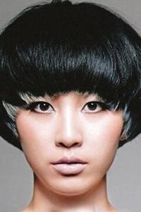 女明星毛晓彤时尚短发发型