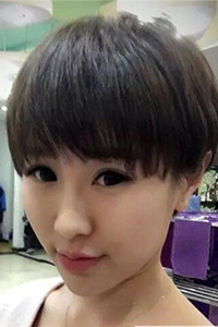 沙宣时尚潮流美妆发型