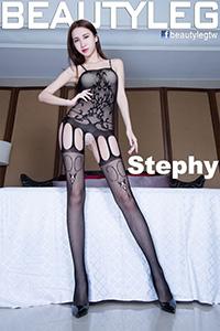 [beautyleg写真]No.1129 极品美腿模特Stephy丝袜诱惑
