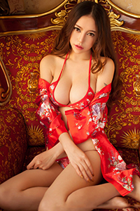 [XiuRen秀人网]陈思琪巨乳美胸内衣写真