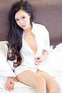 [Ugirls尤果网]裸身美女张熙儿性感私房照