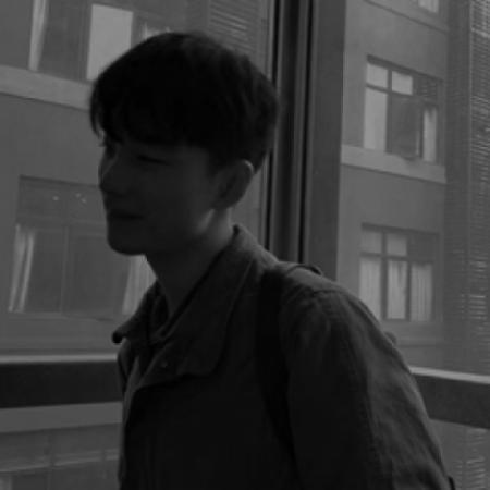 qq高清男头黑白头像图片