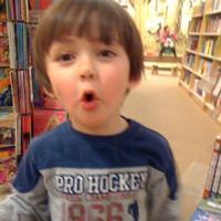 表情可爱又搞笑小男孩头像