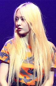 时尚发型推荐之女生发型流行染发颜色推荐图片