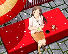 日本唯美动漫美少女高清图集欣赏